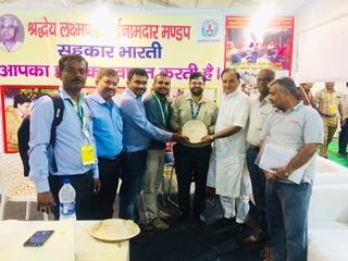 KRISHI UNNATHI MELA-2018, NEW DELHI